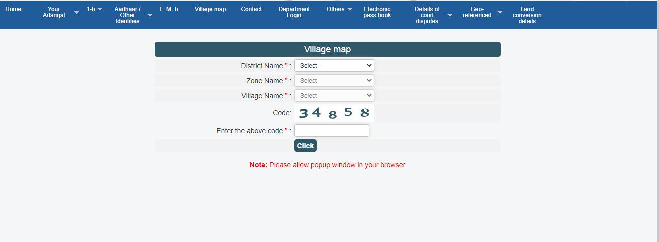 Mee-Bhoomi-Andhra-Pradesh-Village-Map