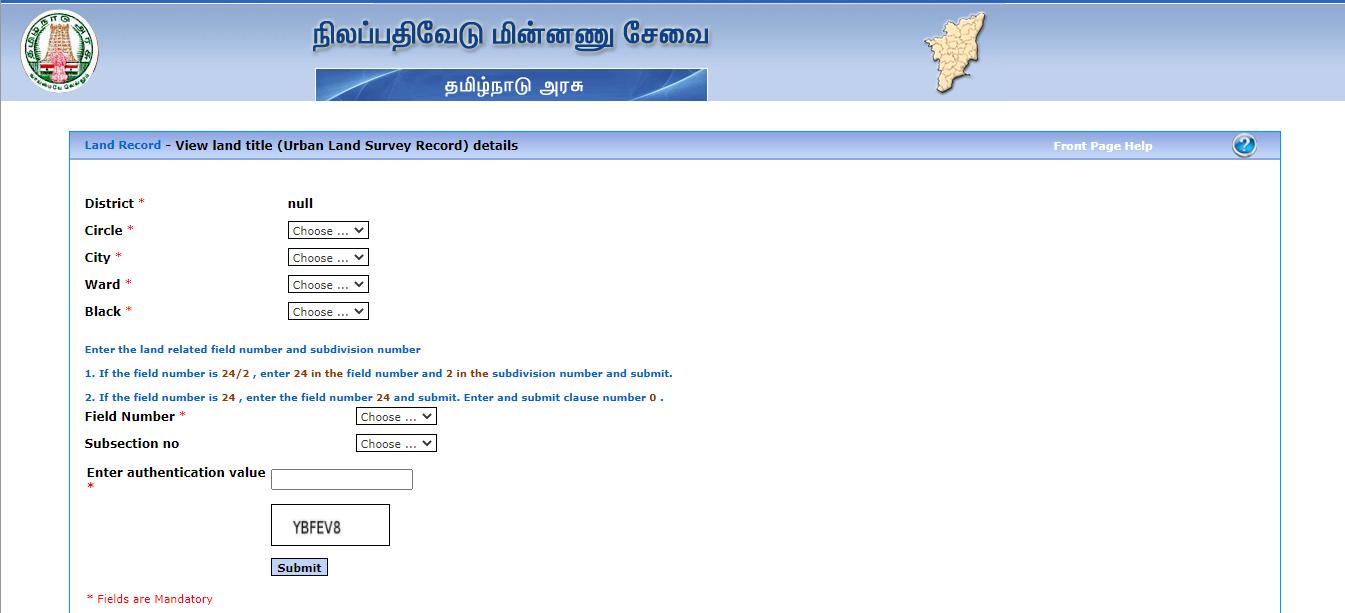 Tamil-Nadu-Patta-Chitta-