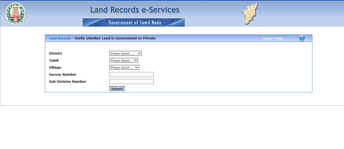 Tamil-Nadu-Land-Record-Online-RC