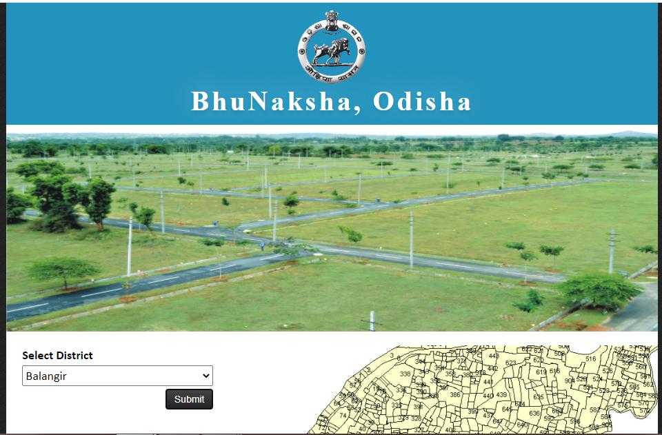 Bhunaksha-Odisha-Portal