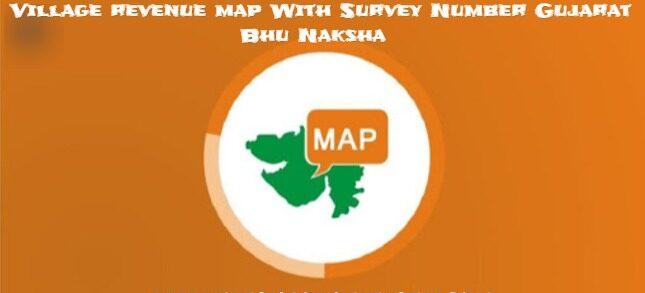 Bhu Naksha Gujarat Map 2020